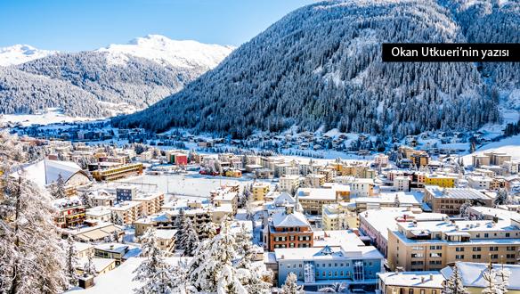 Davos Zirvesi'nden sigortacılara mesajlar