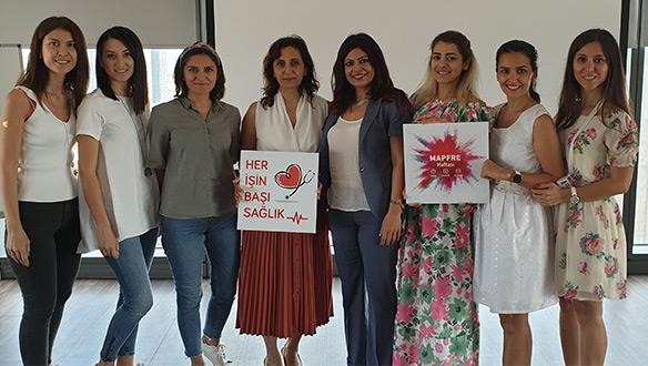 """""""MAPFRE Sağlık Haftası' 10 – 14 Haziran tarihleri arasında kutlandı"""