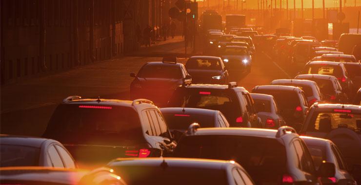 Trafikteki araç sayısı 23 milyonu aştı