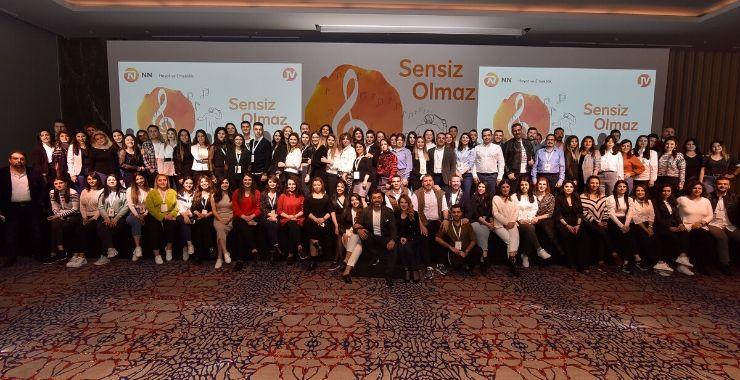 NN Hayat ve Emeklilik, iş ortakları ile İstanbul'da bir araya geldi