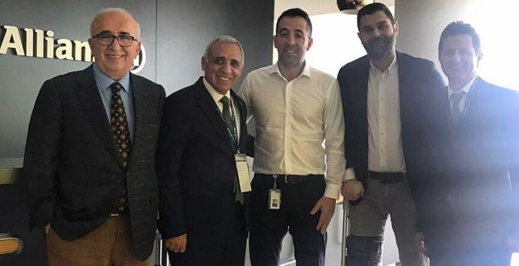 SAB'dan Allianz Sigorta ziyareti