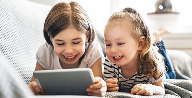 Çocuklar için eğitici mobil uygulamalar