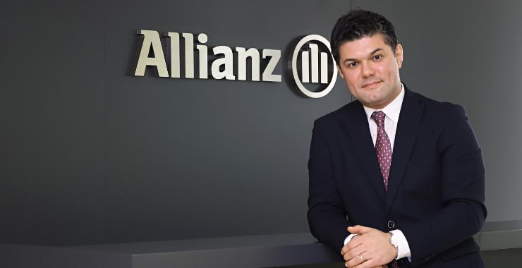 Evren Ayorak Allianz Türkiye Bilgi Teknolojileri Genel Müdür Yardımcısı