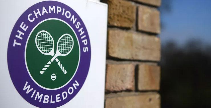 Wimbledon Tenis Turnuvası pandemide hiç zarar etmeyecek