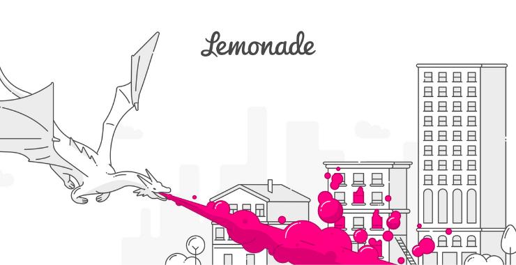 Insurtech Lemonade halka açılmayı planlıyor