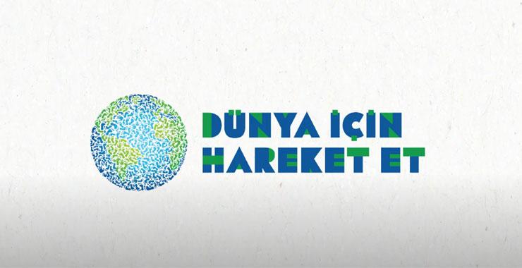 Axa Sigorta, Aktif Yaşam Derneği ve WWF-Türkiye'den Ortak Proje: Dünya için Hareket Et