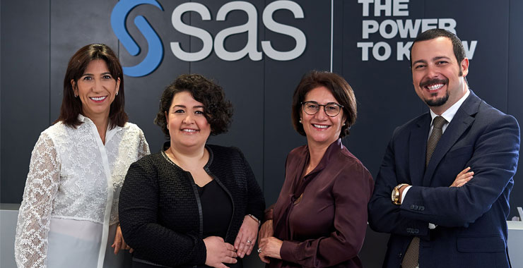 SAS'ta yeni yapılanma
