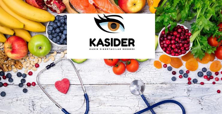 KASIDER, Dr. Yasemin Arslan'a sordu: İyi bir beden ve iyi bir ruhun anahtarı nedir?