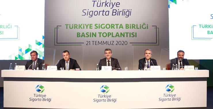 """TSB Basın Toplantısı 2020: """"Çift rakamlı büyüme için stratejimizi geliştiriyoruz"""""""