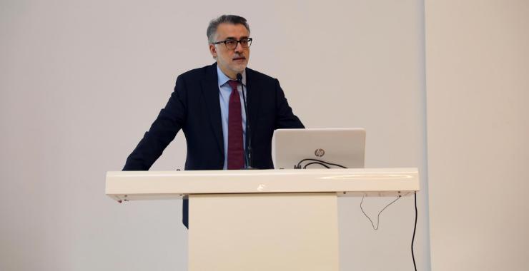 Mehmet Akif Eroğlu Türkiye Motorlu Taşıt Bürosu Müdürü oldu