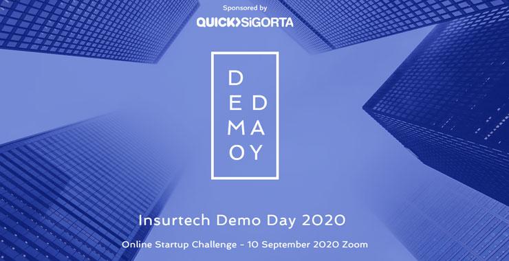 Quick Sigorta Online InsurTech Demo Day kapsamında insurtechlerle buluşuyor