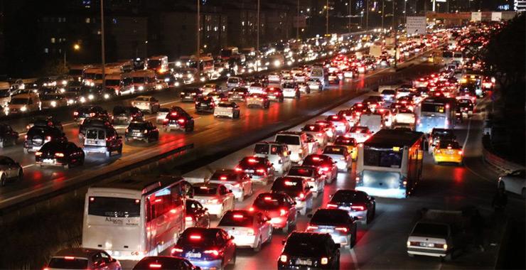 Temmuz ayında trafiğe kaydı yapılan araç sayısı %105 arttı