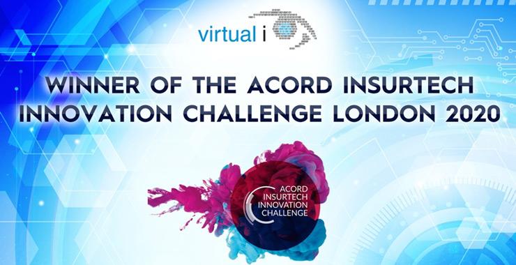 """""""Sigortaya İnovasyon Getirenler"""" sanal yarışmasının galibi Virtual i oldu"""