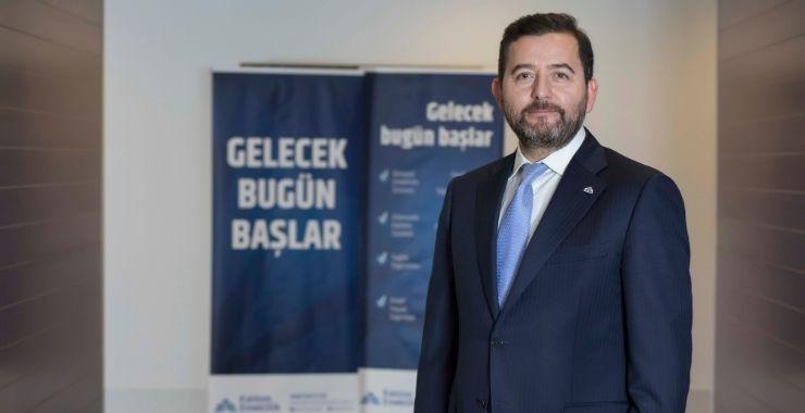 """Katılım Emeklilik Genel Müdürü Sincek: """"BES tasarrufun dinamosu oldu"""""""