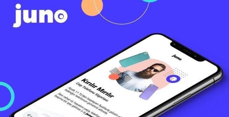 Anadolu Sigorta'dan yeni dijital sigortacılık uygulaması: Juno