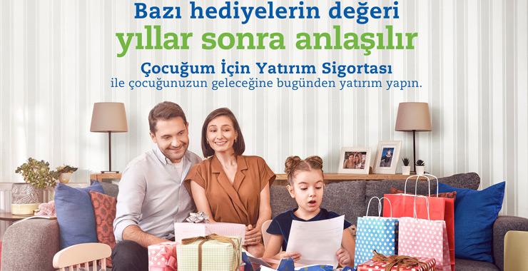 Anadolu Hayat Emeklilik'in yeni reklam filmi yayında