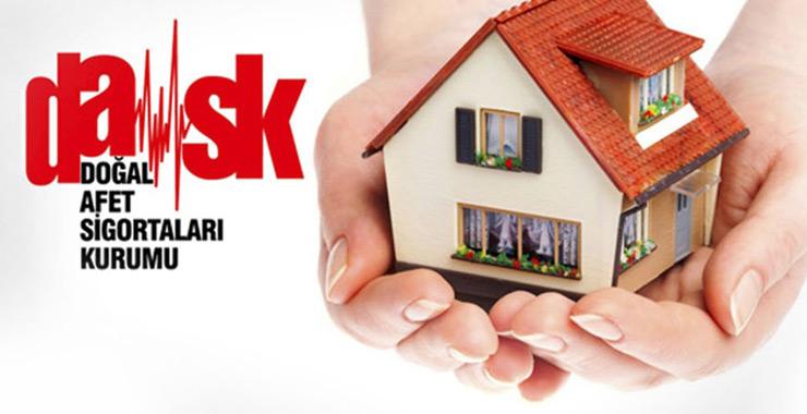 DASK Deprem Haftası'nda yüzde 100 sigortalılık çağrısı yaptı