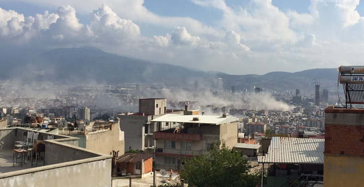 İzmir depreminde hasar ihbarı 6 bin 500'e ulaştı, sigortalılara 1,2 milyon TL ödeme yapıldı