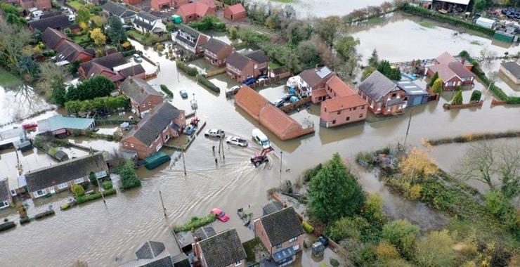 2040'ta sel hasarları %235 artabilir