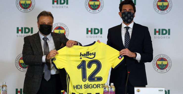 HDI Sigorta ve Fenerbahçe SK Cep Telefonu Sigortası'nda buluştu