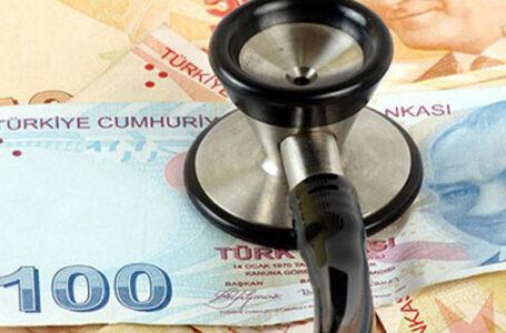 2019 yıl sonunda toplam sağlık harcamaları 201 milyar lirayı geçti