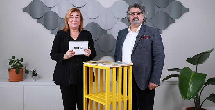 """""""Türkiye'de deprem gerçeği"""" Prof. Dr. Tuncay Taymaz 5N1S'de"""