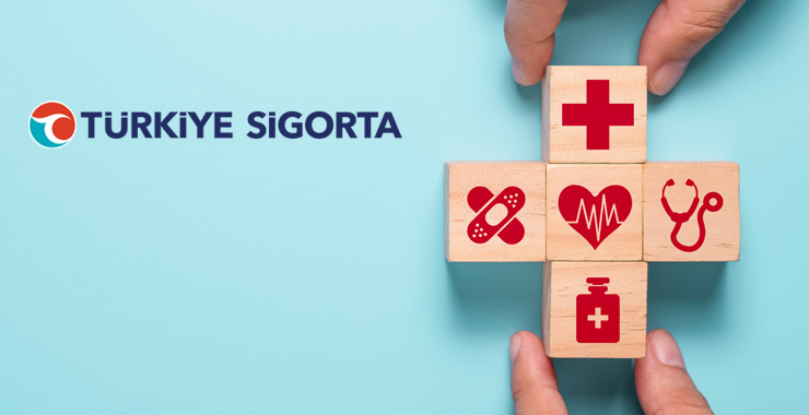 Türkiye Sigorta, Tamamlayıcı Sağlık Sigortası poliçesine yeni teminatlar ekledi