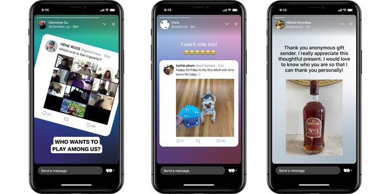 Twitter'da sohbete katılmanın yeni yolu: Fleets