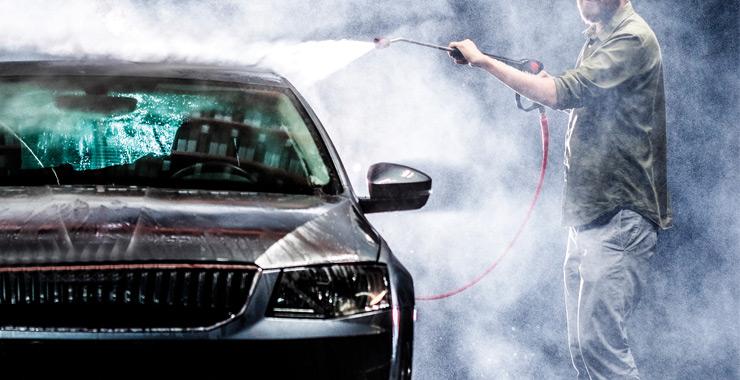 Bereket Sigorta'dan araç yıkama ve araç check-up hizmeti