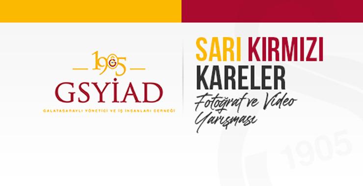 """GSYİAD, """"Sarı Kırmızı Kareler"""" Fotoğraf Yarışması sonuçlandı"""