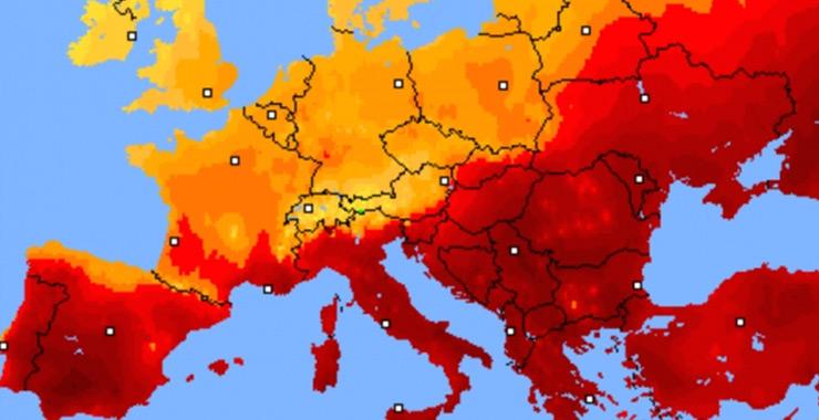 En ölümcül doğal afet: Sıcak hava dalgaları!
