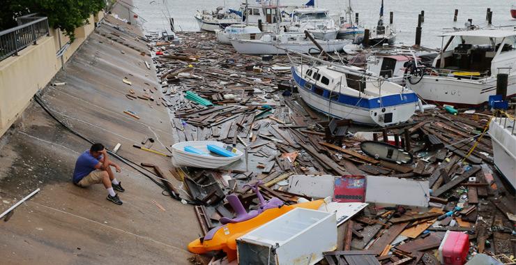 Munich Re: 2020'deki doğal afet kaynaklı hasarların %40'ı sigortalıydı