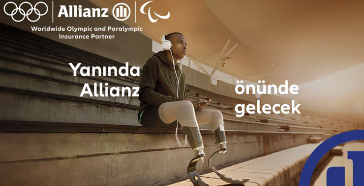 Allianz'dan olimpiyat ve paralimpik oyunlara güvence
