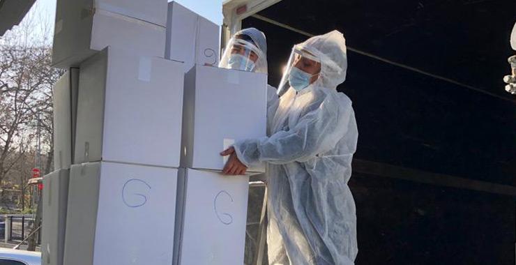 AvivaSA'dan Pandemi Yardım Projesi
