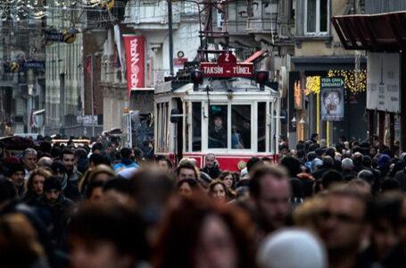 TÜİK açıkladı: 2020 yıl sonunda Türkiye nüfusu 83 milyon 614 bin 362 kişi oldu