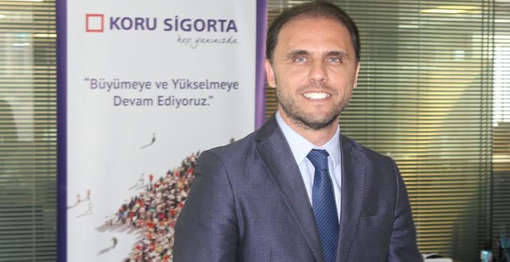 Tabakoğlu: Koru Sigorta ürün çeşitliliğiyle sektörde fark yaratacak