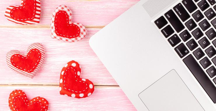 Sevgililer Günü'nde online harcamalar 7 kat arttı
