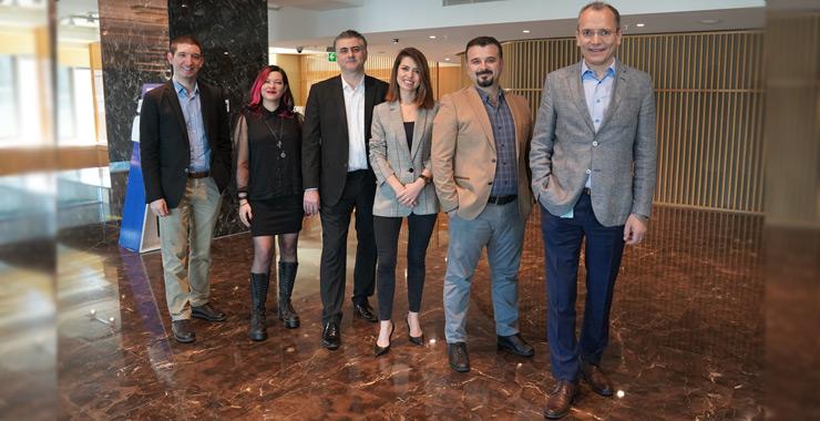 """Anadolu Sigorta, Sıra Dışı Teknoloji projesiyle """"Model Sigortacı Ödülü""""nü kazandı"""