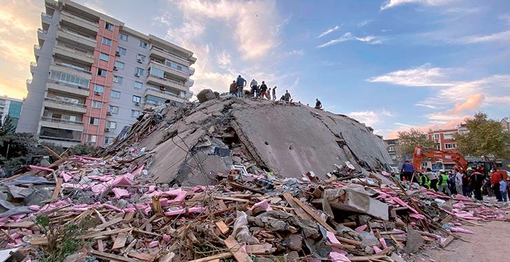 Doğal afetler 2020'de 268 milyar dolarlık ekonomik hasar yarattı: İzmir depremi en fazla can alan deprem oldu