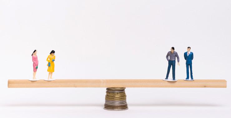Nüfusun %49.9'unu oluşturan kadınların istihdam oranı erkeklerin yarısından daha az