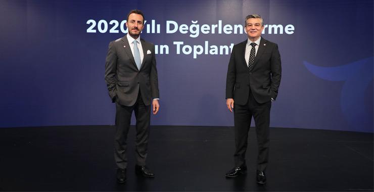 Türkiye Sigorta 2021 yılında da liderliği hedefliyor