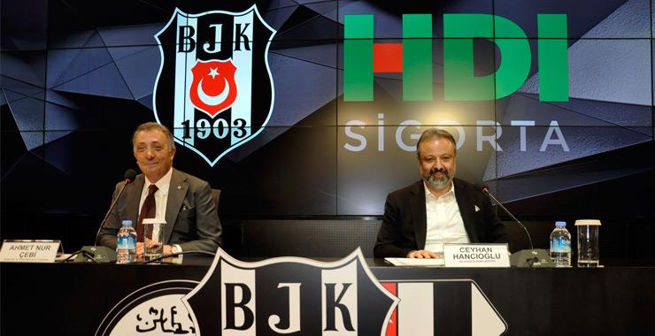 HDI Sigorta ve Beşiktaş JK iş birliği ile taraftarlara özel Beşiktaş Cep Telefonu Sigortası