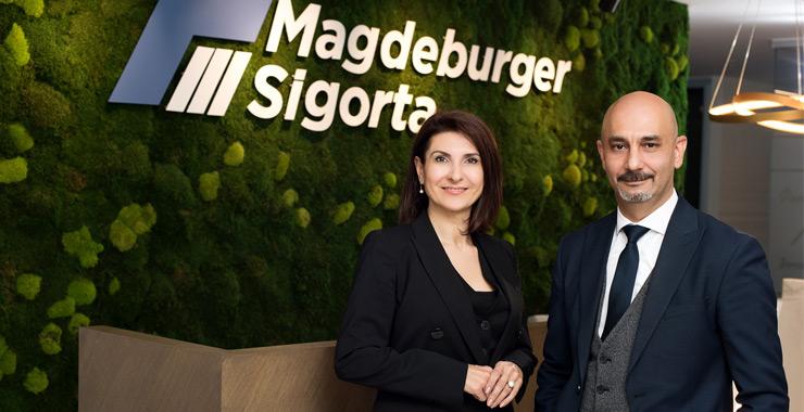 Magdeburger Sigorta'ya 2 yeni Genel Müdür Yardımcısı atandı