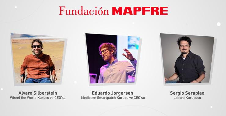 Fundación Mapfre'den 3 uluslararası sosyal dönüşüm projesine ödül