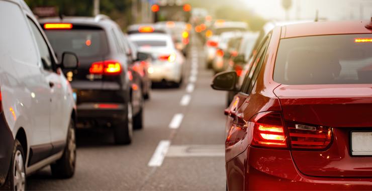 Motorlu kara taşıtları 2019'da 301,5 milyar kilometre yol katetti