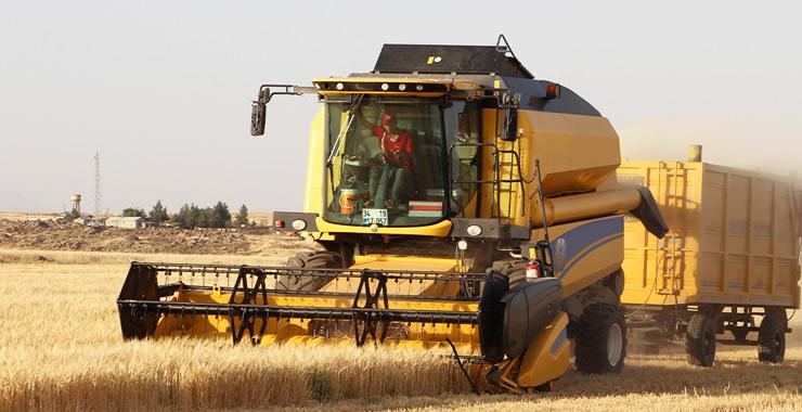 """TARSİM'den """"Çiftçimizin yanındayız"""" mesajı"""