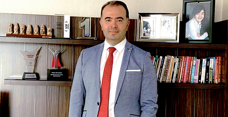 İnandıoğlu: DASK poliçeleri çapraz satışlar için bir anahtar