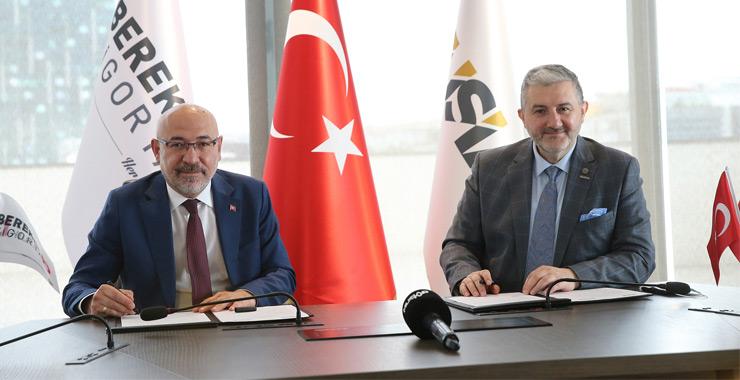 MÜSİAD ve Bereket Sigorta işbirliği protokolü imzaladı