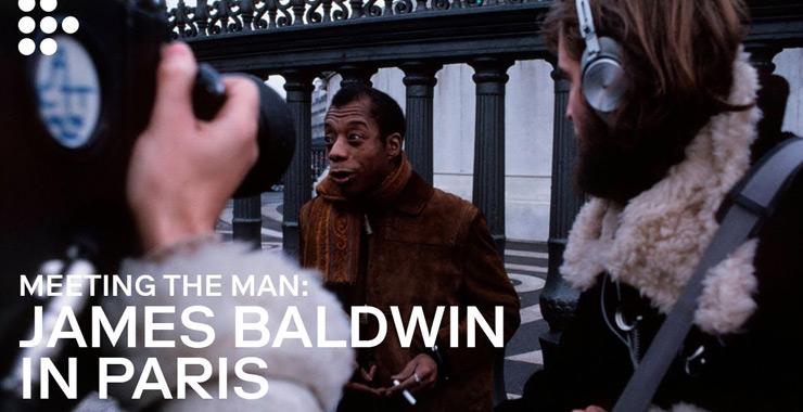 James Baldwin'le buluşmak