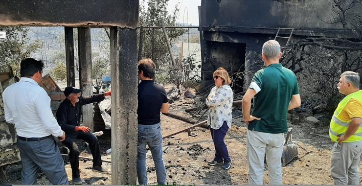 TARSİM'den yangın hasarlarına ilişkin açıklama yapıldı